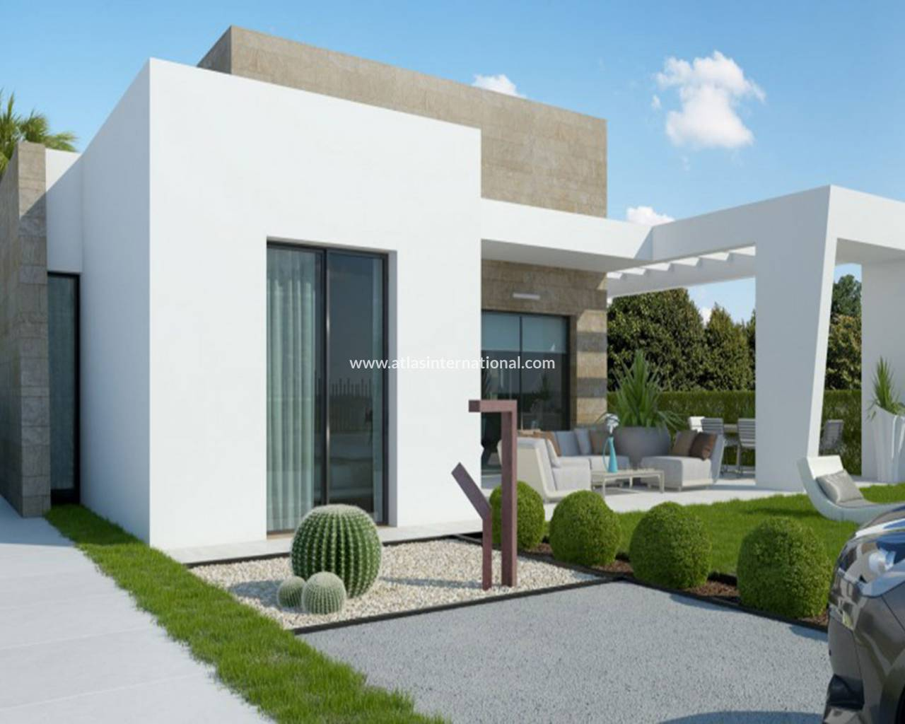 Detached Villa - New Build - Algorfa - Algorfa