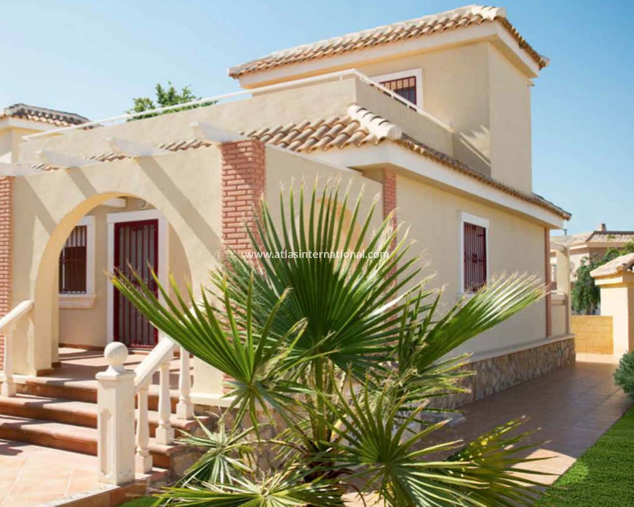 Detached Villa - New Build - Balsicas - Balsicas