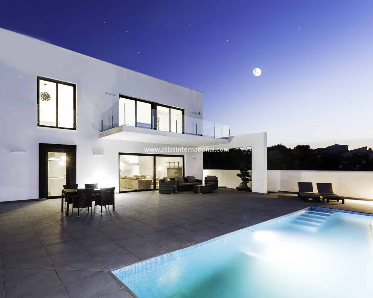 Detached Villa - New Build - Denia - Denia