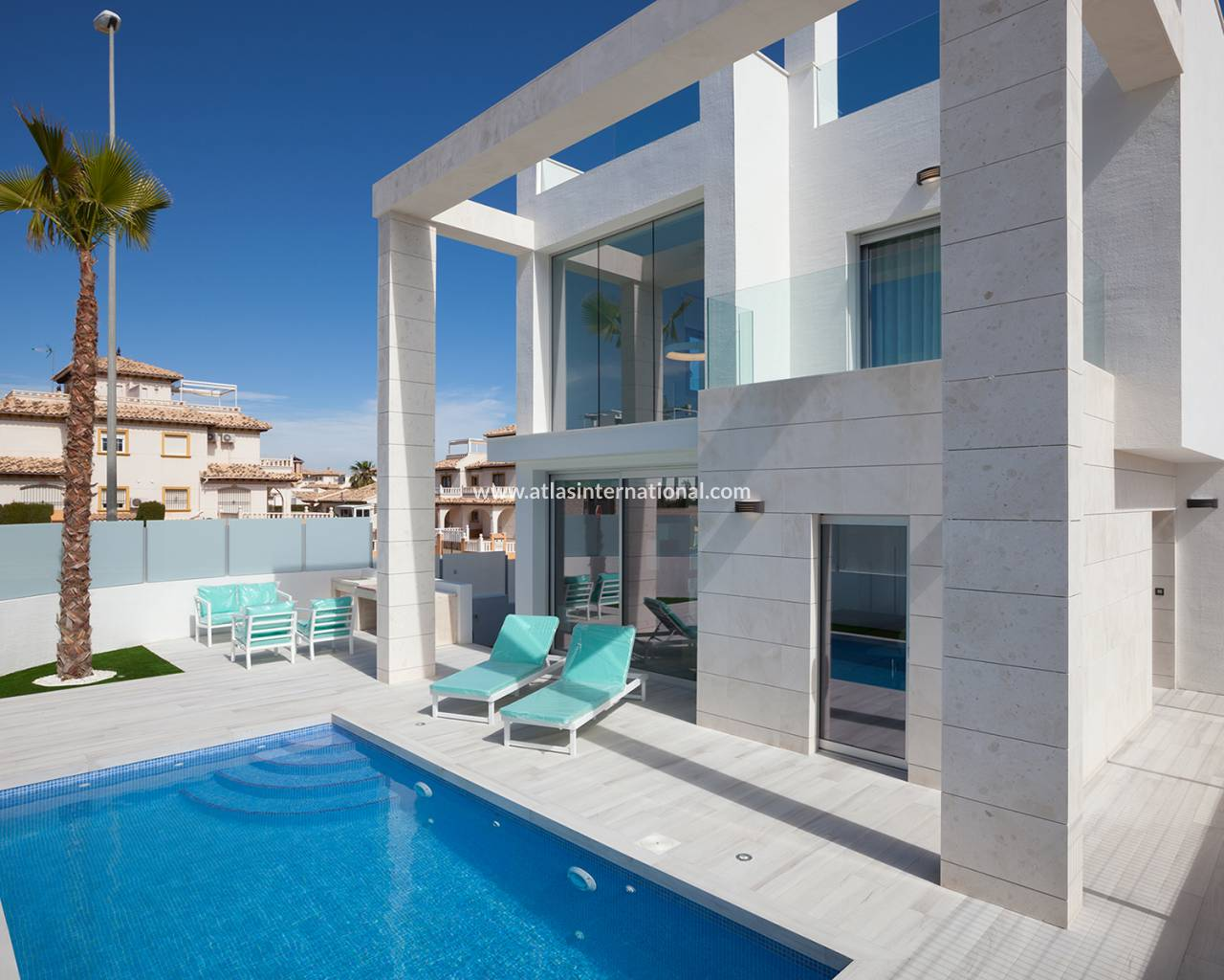 Detached Villa - New Build - Orihuela costa - Orihuela costa