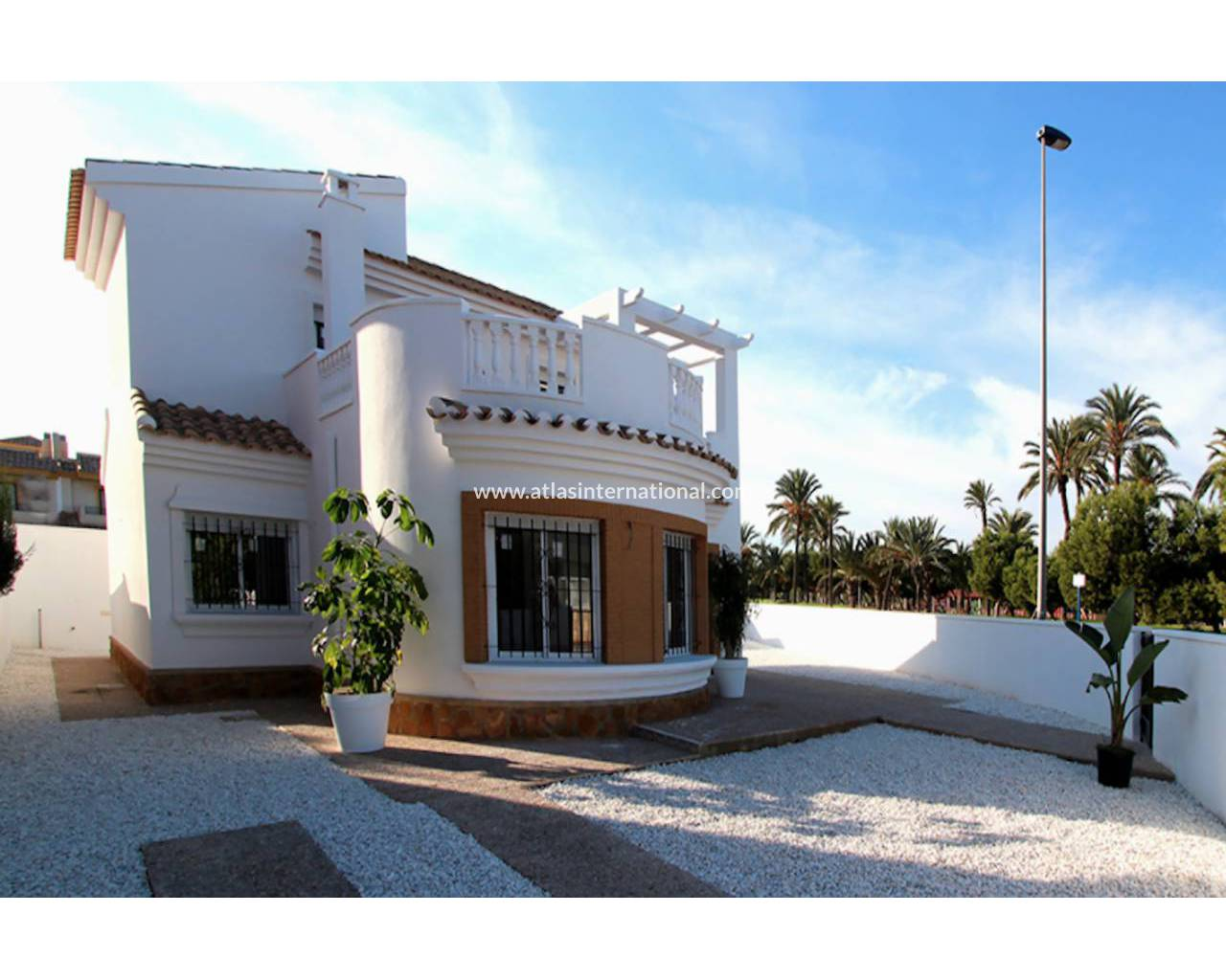 Detached Villa - New Build - Santiago de la Ribera - Santiago de la Ribera