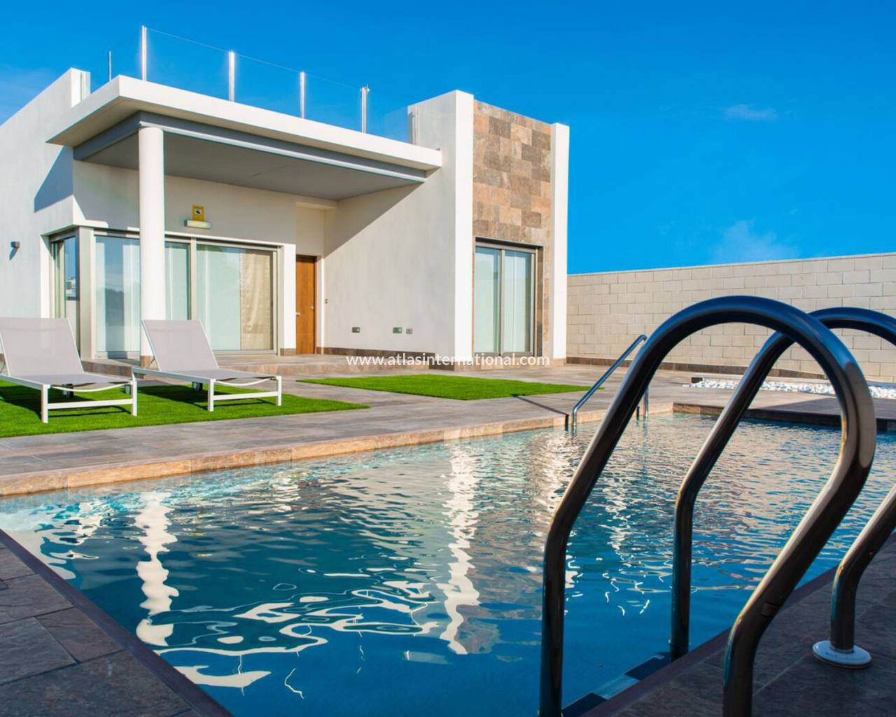 Frittliggende villa - New Build - Orihuela costa - Orihuela costa
