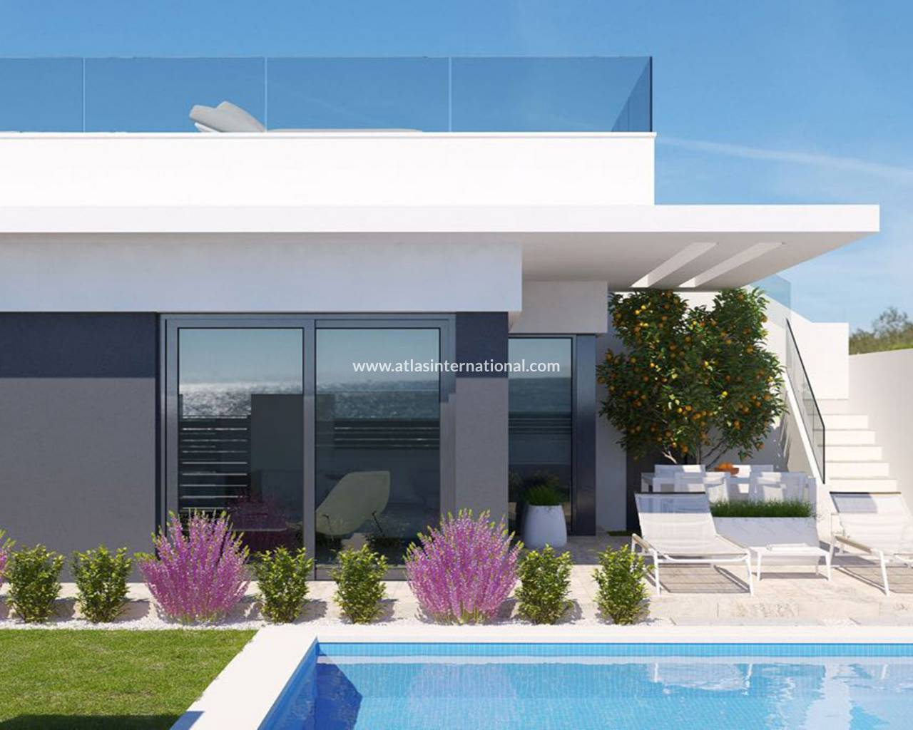 Semi-Detached Villa - New Build - Los montesinos - Vistabella