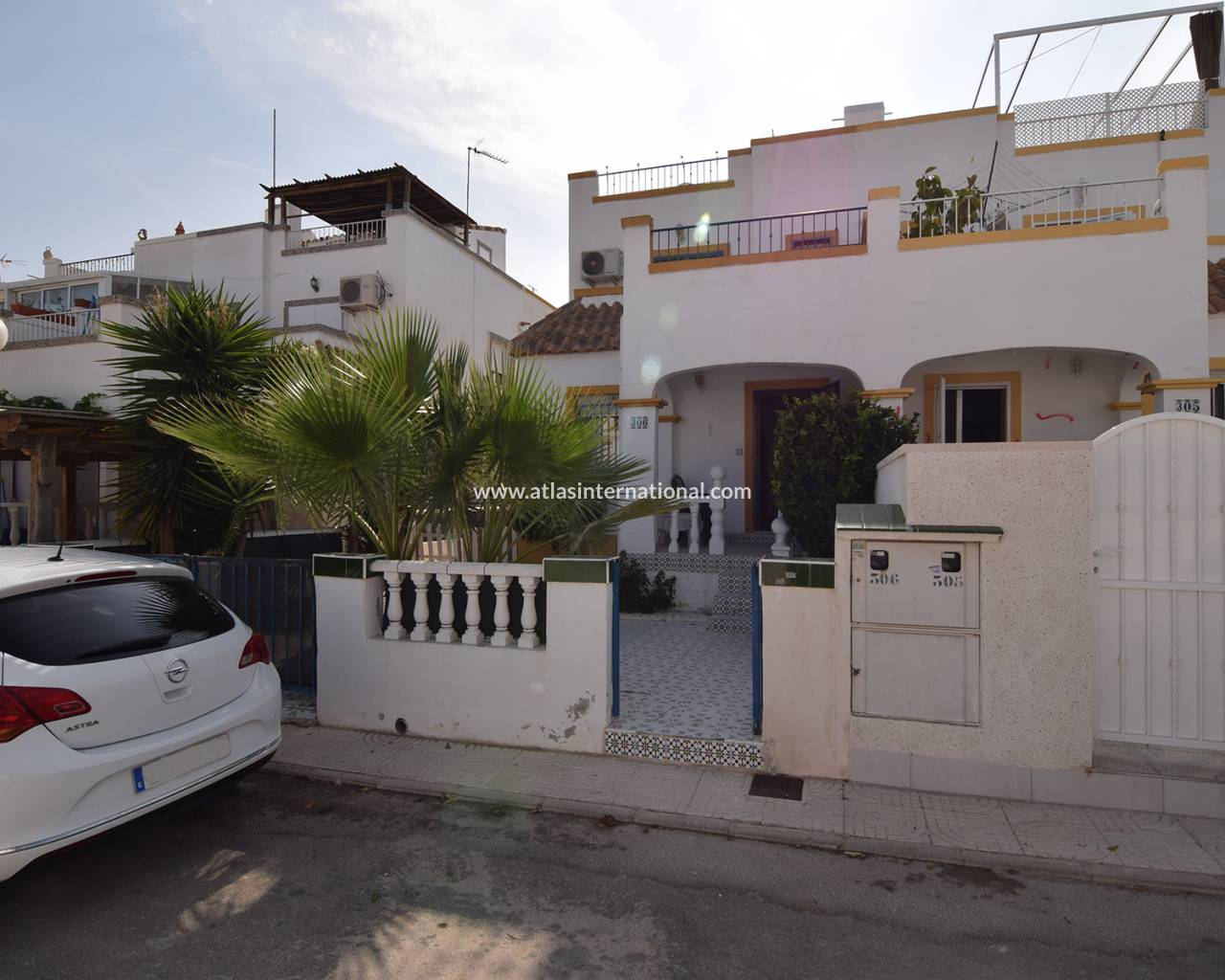 Semi-Detached Villa - Resale - Orihuela costa - Orihuela costa