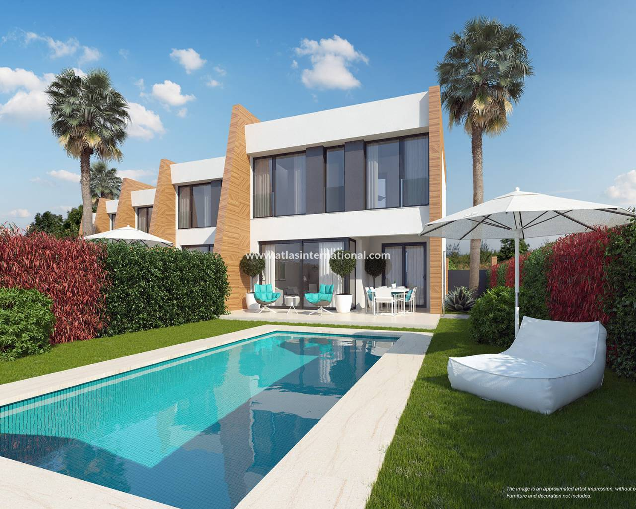 Stadshus - New Build - Orihuela costa - Orihuela costa
