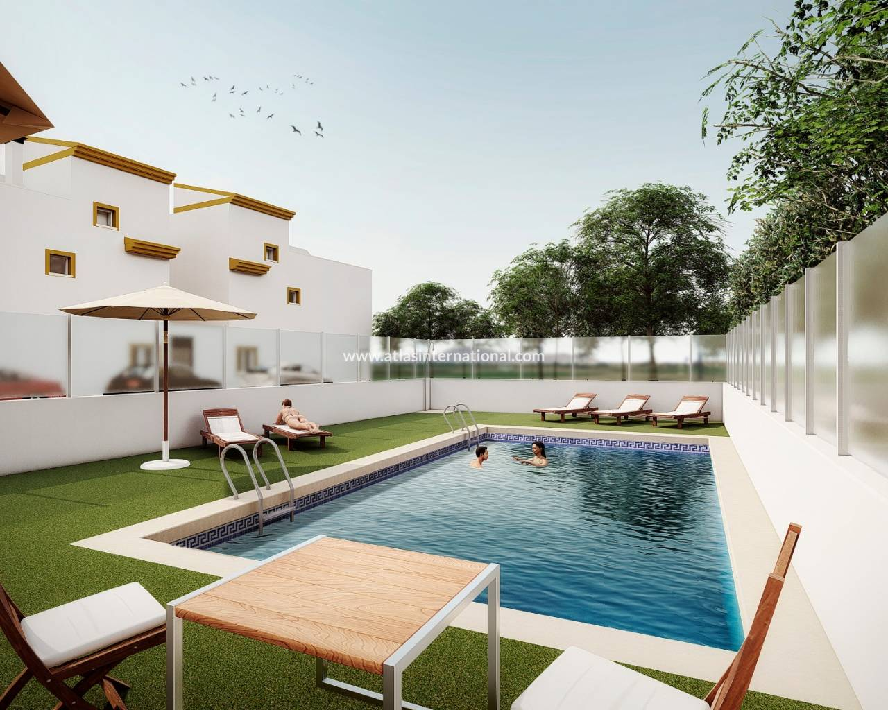 Stadshus - New Build - Torre Pacheco - Torre Pacheco