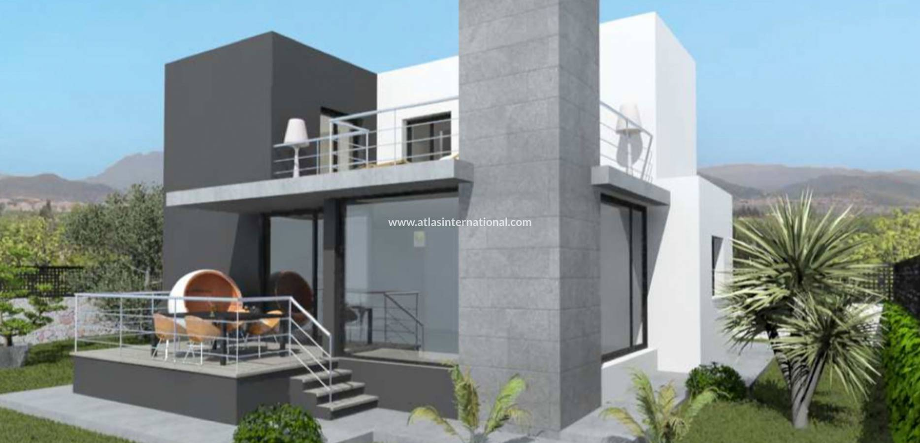 New Build - Detached Villa - Sagra