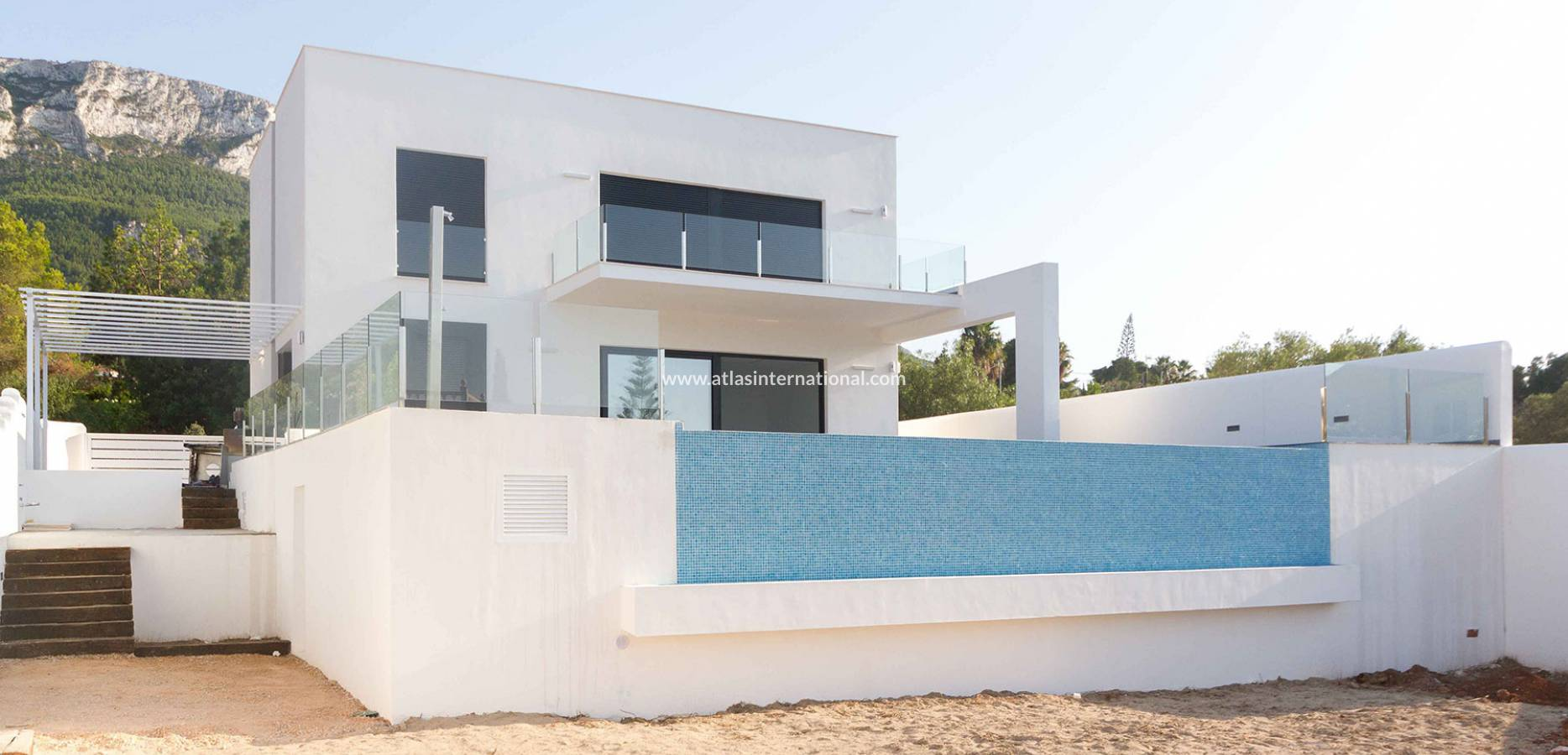 New Build - Freistehendes Haus - Denia