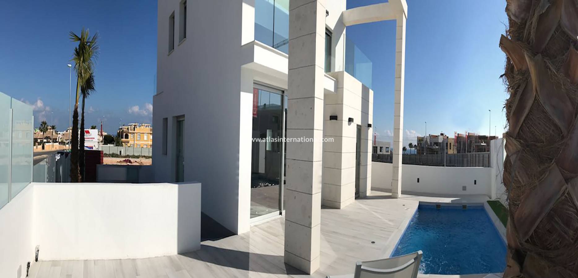 New Build - Frittliggende villa - Orihuela costa
