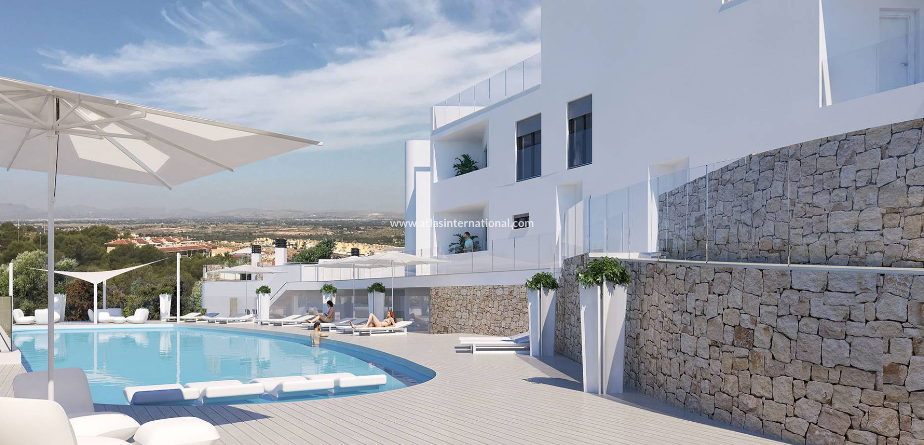 New Build - Duplex - Santa pola