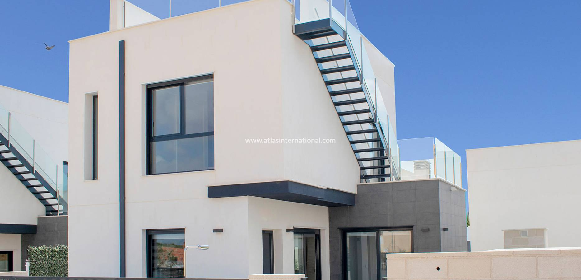 New Build - Freistehendes Haus - Orihuela costa