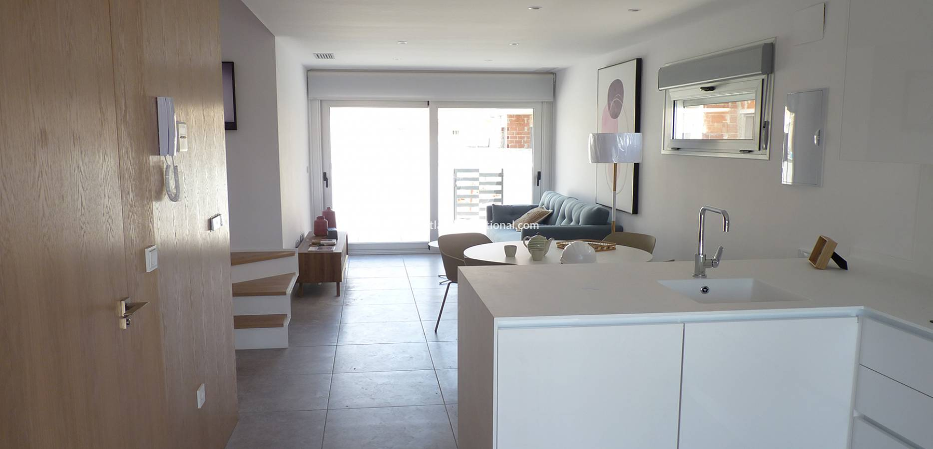 New Build - Town house - Santiago de la Ribera