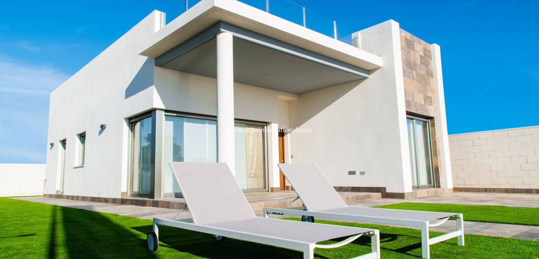 Nouvelle construction - Detached Villa - Orihuela costa