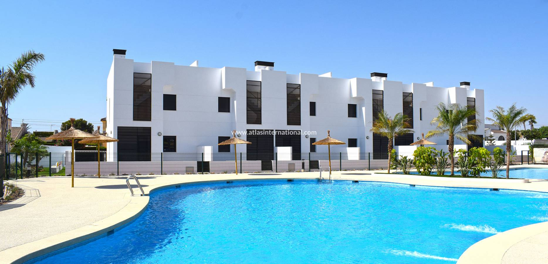New Build - Apartment - Pilar de la horadada - Mil Palmeras