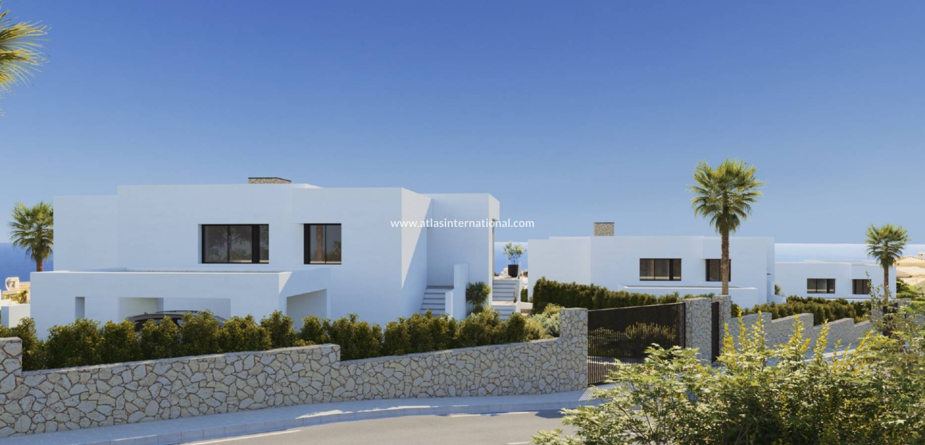 New Build - Detached Villa - Benitachell