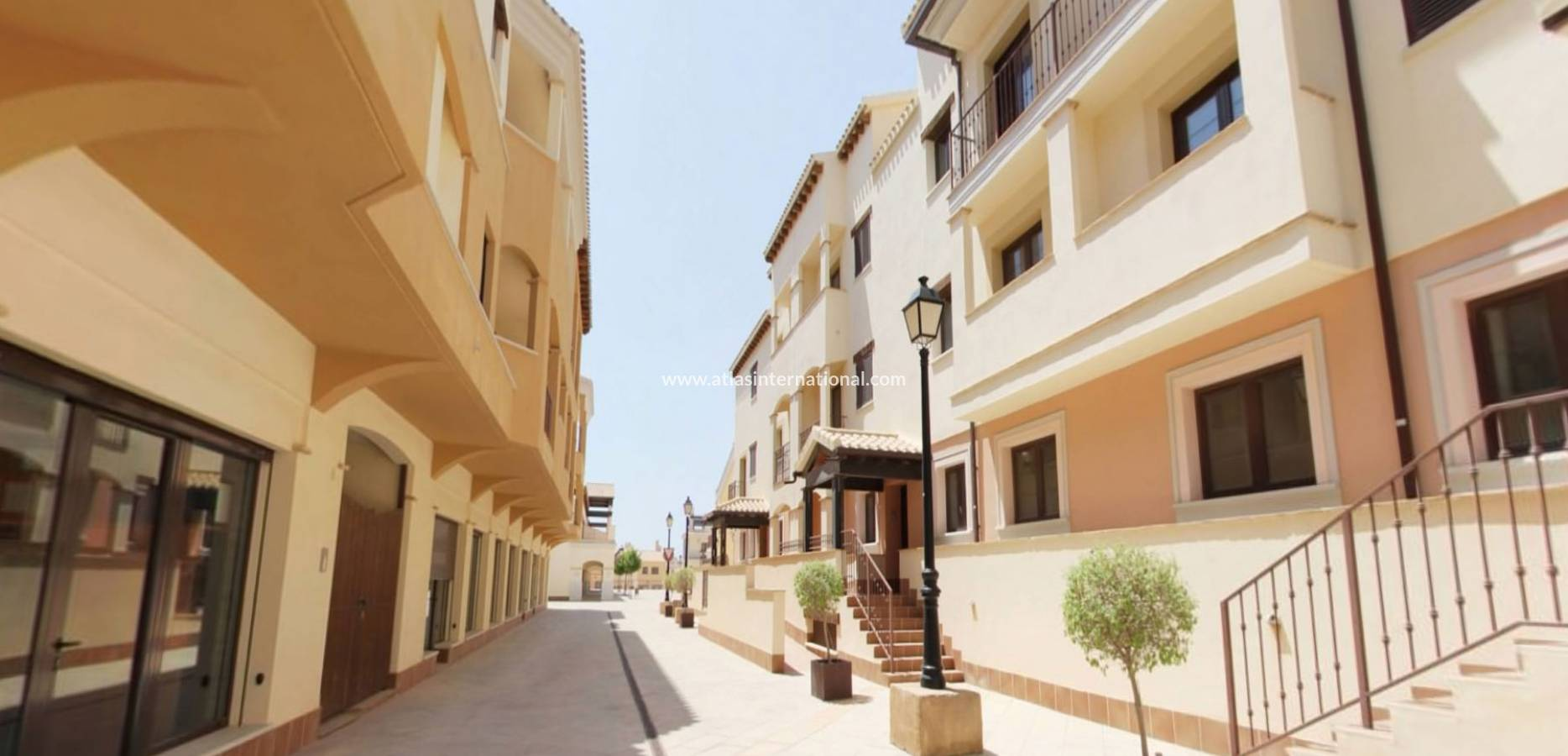 Nouvelle construction - Appartement - Alhama
