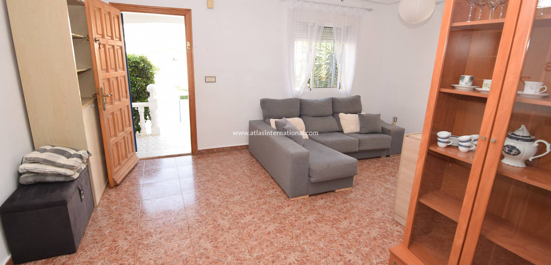 Resale - Semi-Detached Villa - Orihuela costa