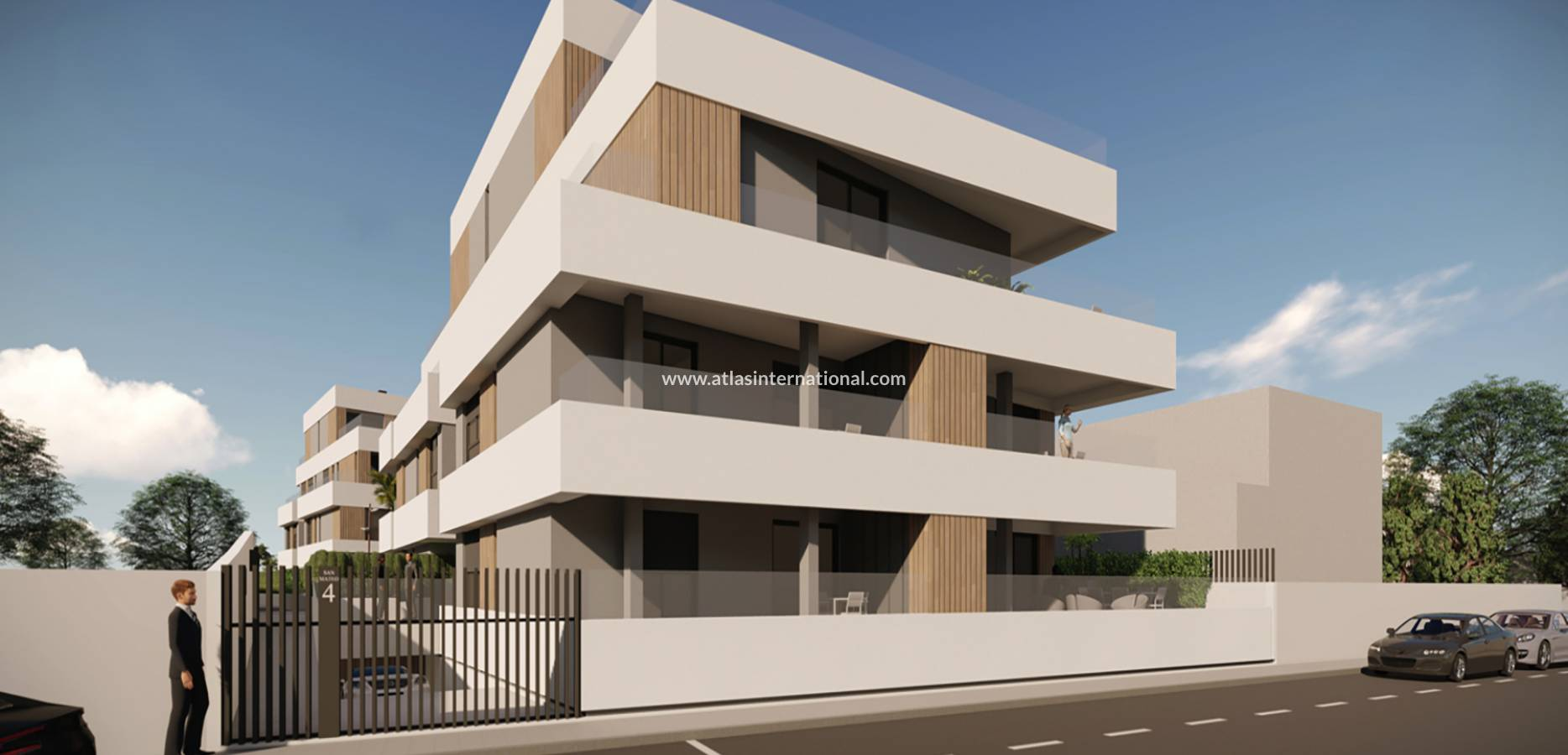 New Build - Apartment - Santiago de la Ribera