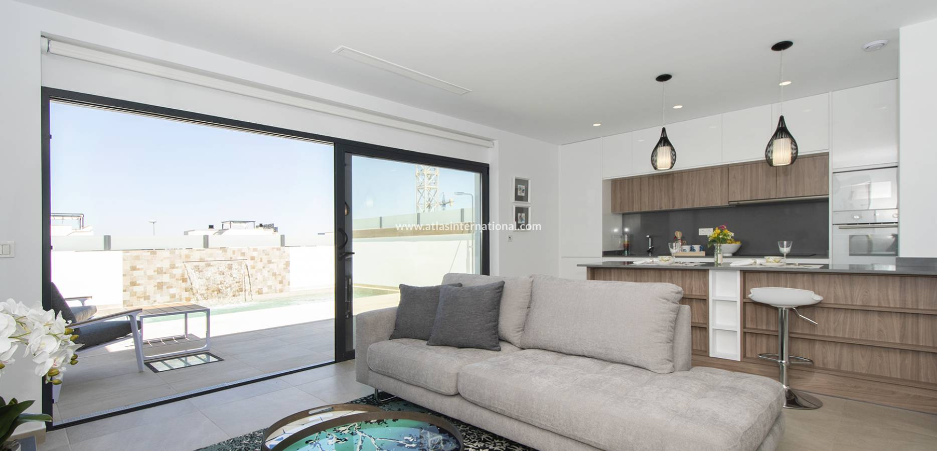 New Build - Semi-Detached Villa - Benijofar