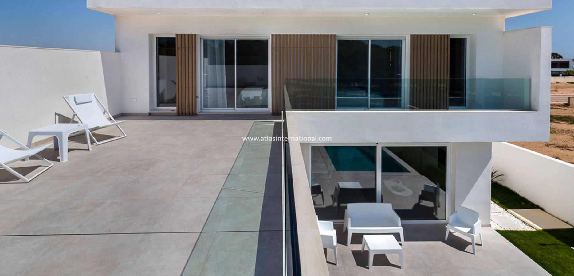 New Build - Detached Villa - Santiago de la Ribera