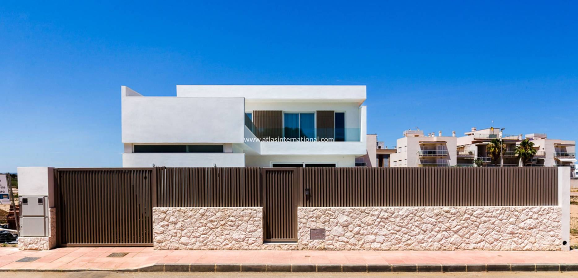 Nouvelle construction - Detached Villa - Santiago de la Ribera