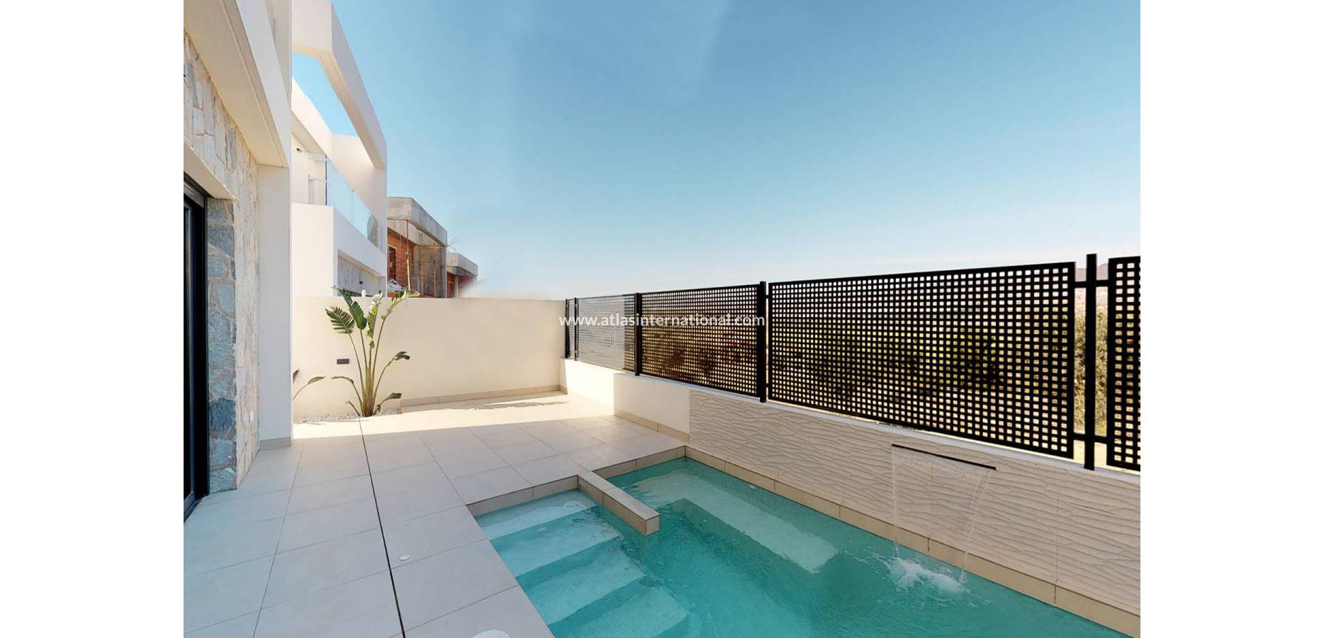 New Build - Detached Villa - Aguilas