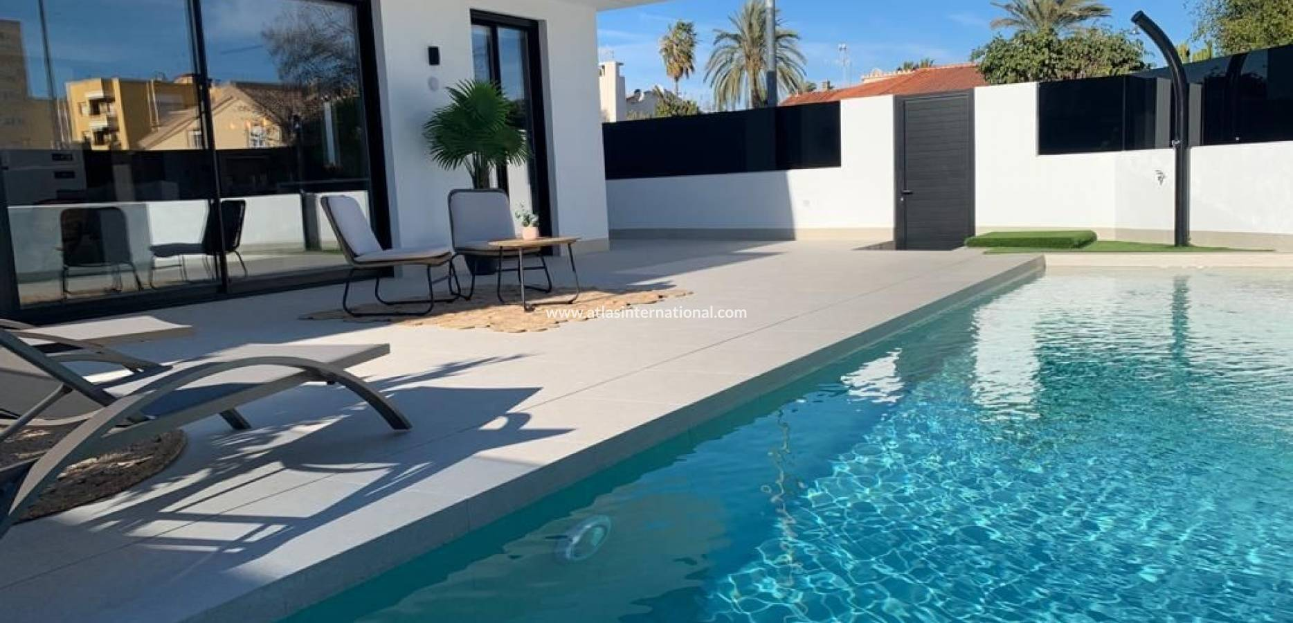 New Build - Bungalow - Santiago de la Ribera