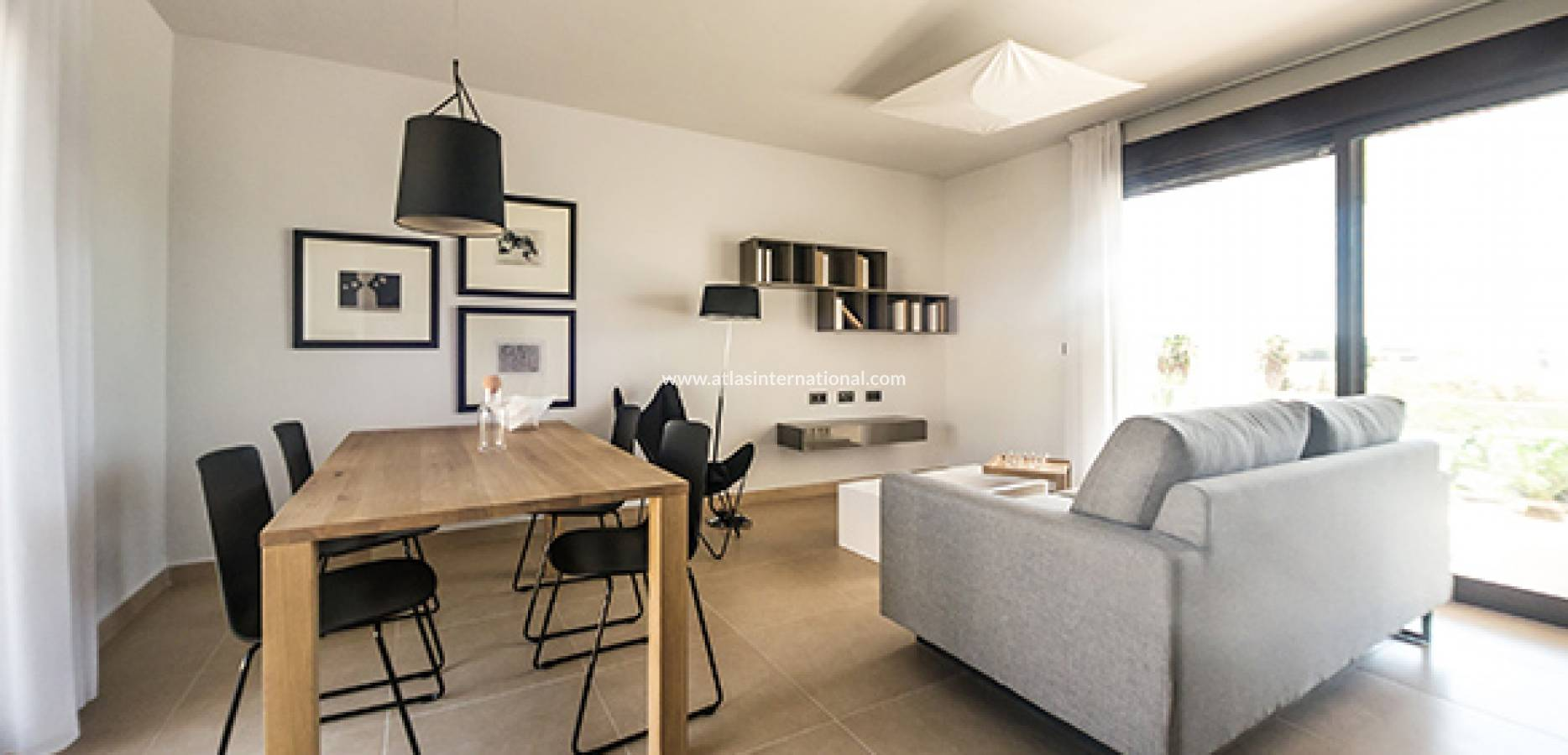 New Build - Duplex - Algorfa