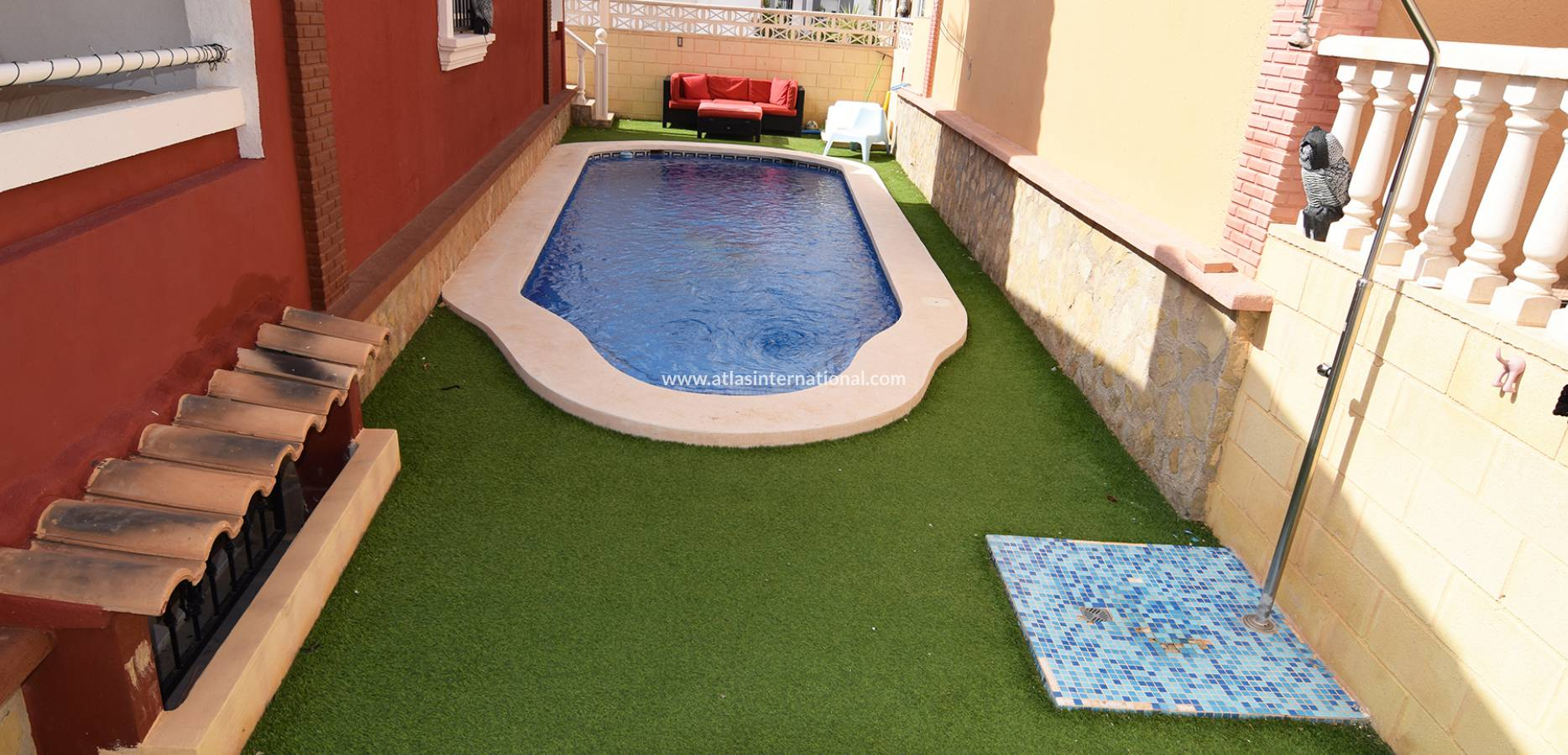 Resale - Villa - Murcia - Sierra Golf