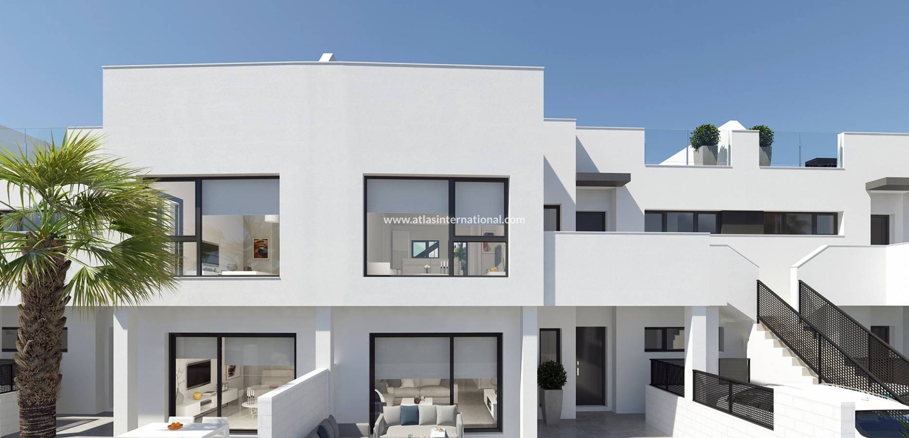 New Build - Duplex - Santiago de la Ribera